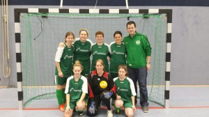 DG Futsal Frauen 30.1.15 Hildesheim